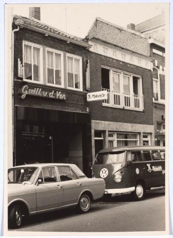 024672 - Rijwielhandel Guillaume van de Ven aan de Korvelseweg 69 medio 1968