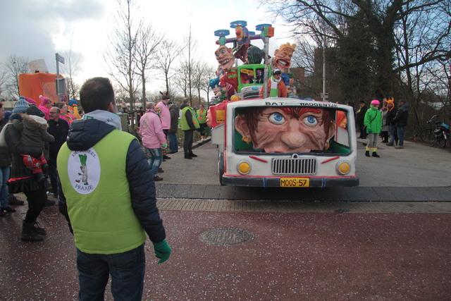 658179 - Carnaval. Optocht. D'n Opstoet. Kruikenstad. Carnavalsoptocht in Tilburg op 11 februari 2018.