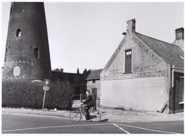 016658 - Restant van de Broekhovense molen van de firma Schraven - Eijsbouts