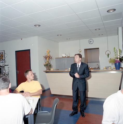 D-00706 - Bedrijfsleider SMS - Simon van de Berg( SMS Stamp Tool & Mould Technologies B.V. Tilburg (tegenwoordig ART Group))