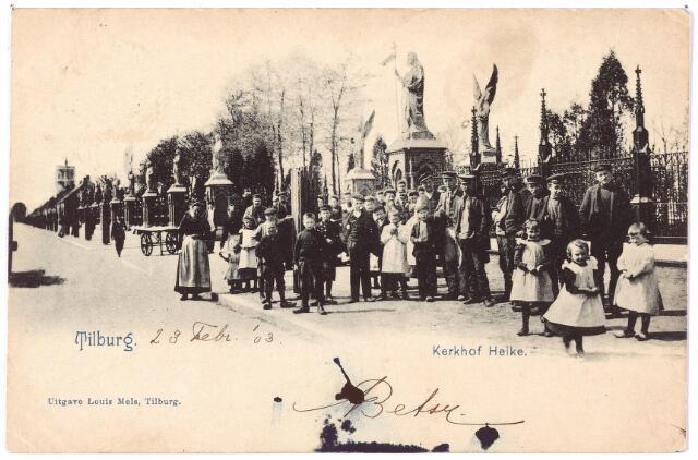 000098 - Kerkhof van het Heike, Bredaseweg.