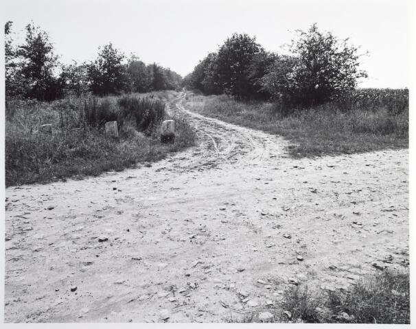 015363 - Landschap. Omgeving van de voormalige spoorlijn Tilburg - Turnhout, in de volksmond ´Bels lijntje´ genoemd