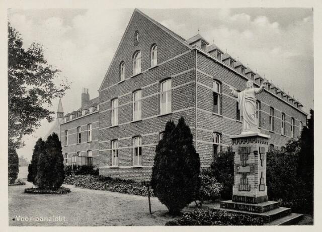 065489 - Onderwijs. Missievakschool Paters van de H. Geest
