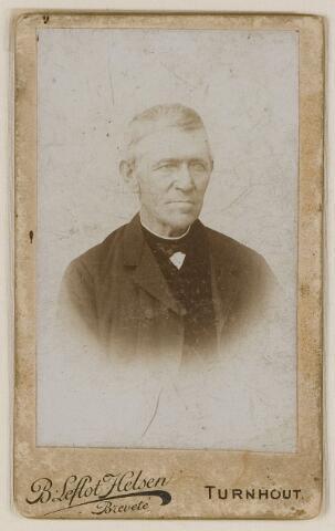 084609 - Burgemeester Chr. Verheijen, burgemeester van Baarle-Nassau 1875-1904