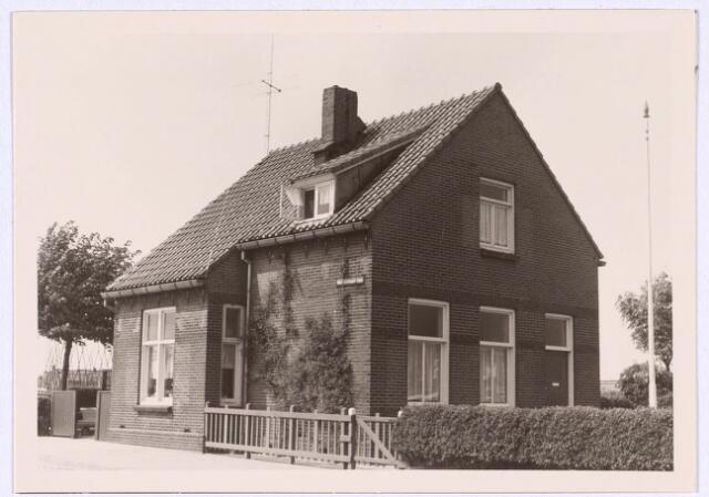 019020 - Brugwachterswoning aan de Goirkekanaaldijk bij het Lijnsheike