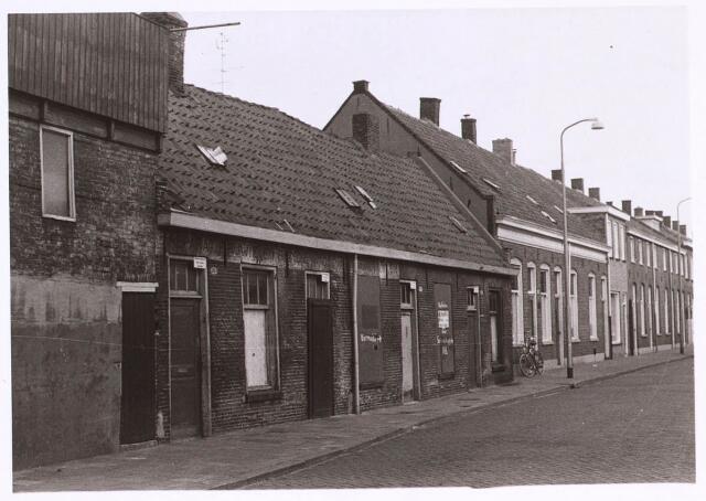 022721 - Slooppanden aan de Hoogvensestraat halverwege februari 1973