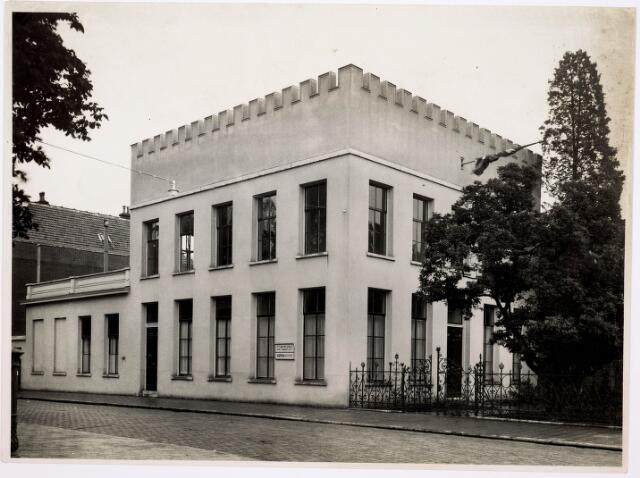 032263 - Natuurhistorisch museum aan de Paleisstraat thans Stadhuisplein