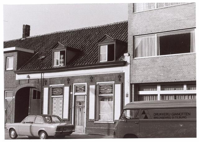 016076 - Pand Bredaseweg 67