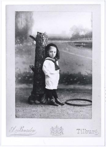 005551 - Joseph van Roessel, (met Hoepel) (reproductie; origineel niet in collectie aanwezig)