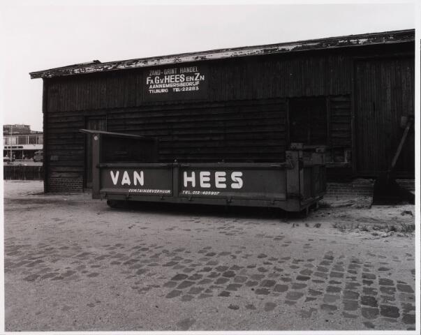 028552 - Aannemersbedrijf Fa. G.V. Hees en Zn aan de Piushaven
