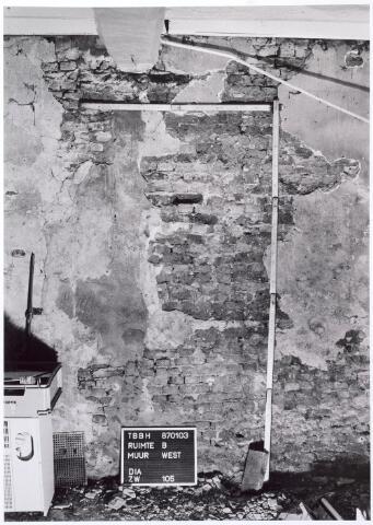 015746 - Archeologisch onderzoek in het pand Bokhamerstraat 13