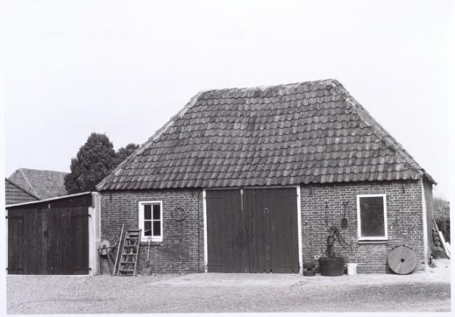 017864 - Boerenschuur aan de Dr. Hub. van Doorneweg anno 1971