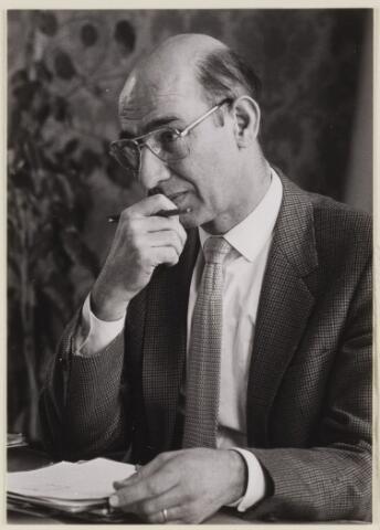 085263 - Dongen. Burgemeester mr.Jan Dosker