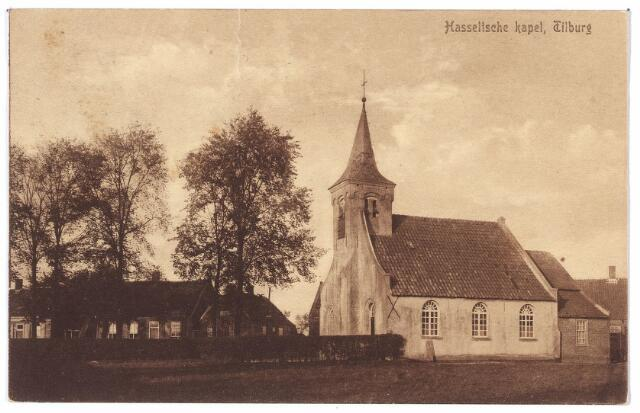 000669 - Hasseltplein met Hasseltse kapel.
