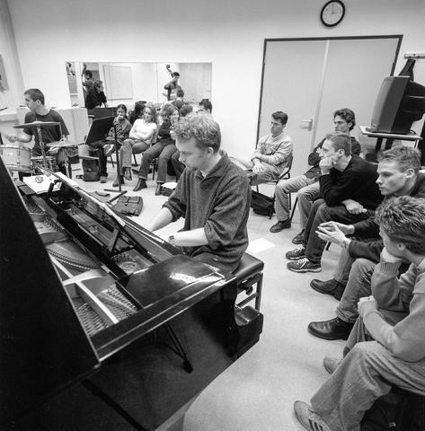 D-000009-2 - Brabants conservatorium : pianist