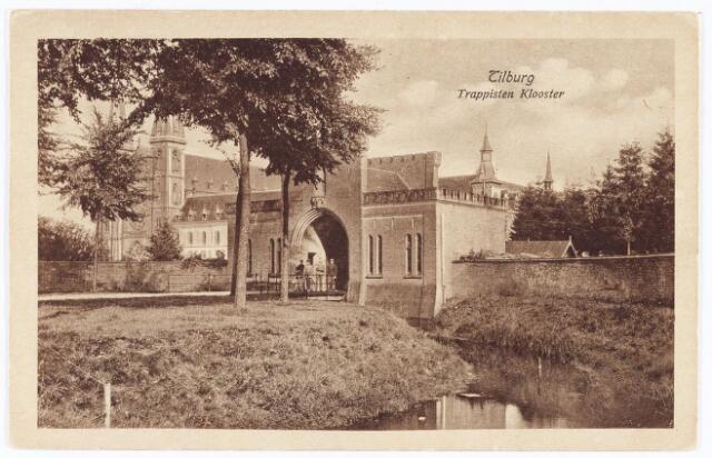 062163 - Kloosters. Abdij van Onze Lieve Vrouw van Koningshoeven aan de Eindhovenseweg 3