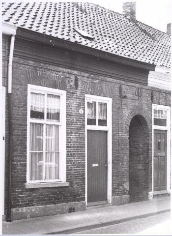 017655 - Pand Van Doorenstraat 14 halverwege 1970