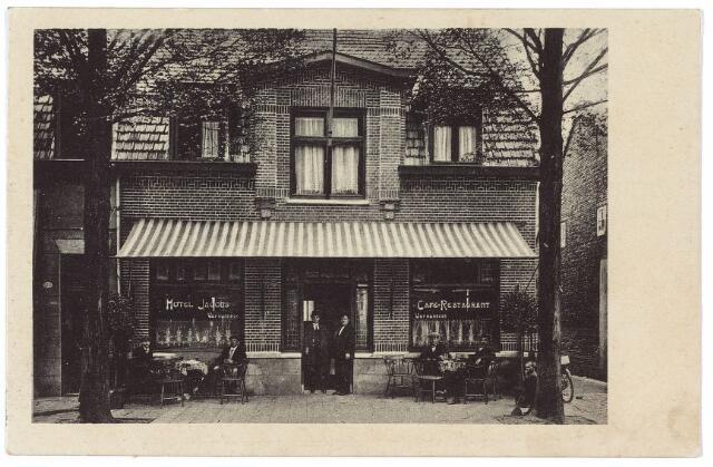 000244 - Hotel-café-restaurant J. Jacobs aan de Bredaseweg nr. 177.
