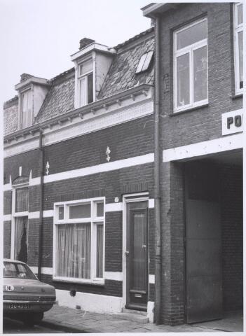 023730 - Pand Klaverstraat 17 halverwege 1976