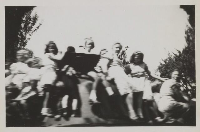 058789 - WOII; WO2; Bevrijding 1945.