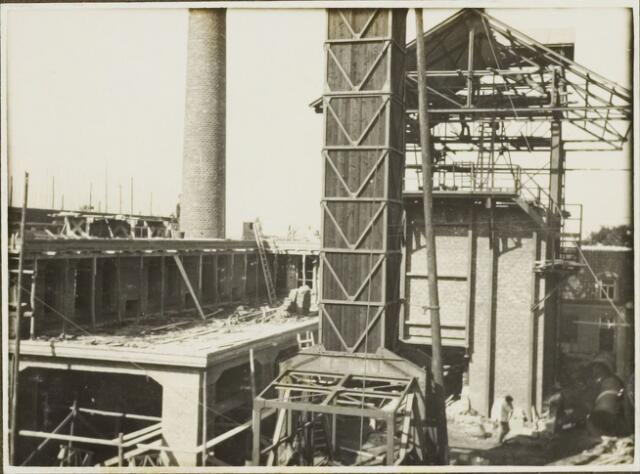 104613 - Energievoorziening. Nieuwbouw Gasfabriek Oosterhout.