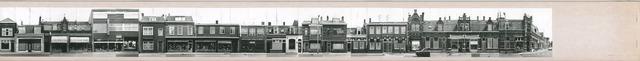 1625_0166 - Fotostrook; straatwand; panden aan de linten en hoofdverbindingswegen in het centrum van de stad; ; foto's werden tussen 1976 en 1985 gemaakt. (foto gemaakt in periode 1976-1985)