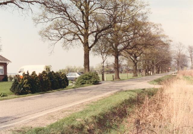 650853 - Gebied waar de latere woonwijk 'De Reeshof' is gebouwd.