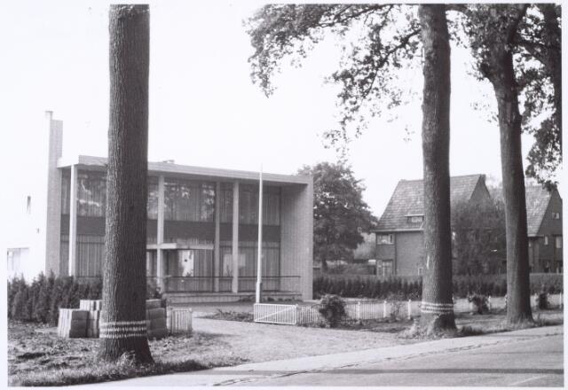 016445 - Villa aan de Bredaseweg naar een ontwerp van architect Schijvens