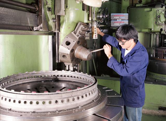D-001810-1 - Topps (turbine overhaul power plant support; het bedrijf richt zich op het onderhoud van vliegtuigmotoren)/Chromalloy Turbine Support