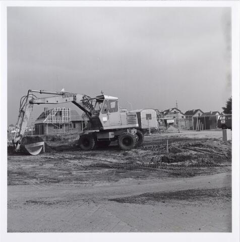 013999 - De Blaak in opbouw, Aa of Weerijs