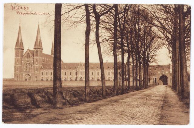062115 - Kloosters. Abdij van Onze Lieve Vrouw van Koningshoeven aan de Eindhovenseweg 3