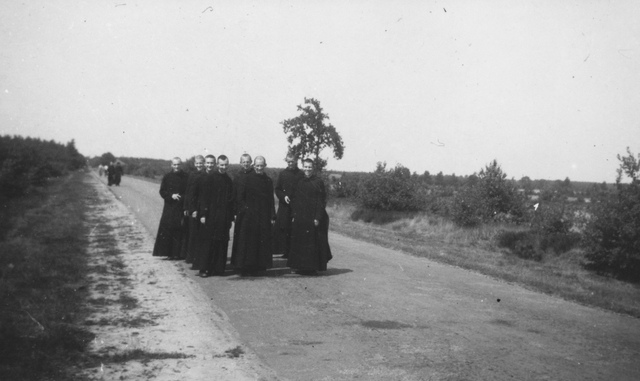 105322 - Kloosters. Sint Paulusabdij.