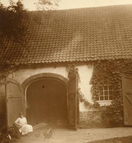 600684 - Kasteel Loon op Zand. Families Verheyen, Kolfschoten en Van Stratum