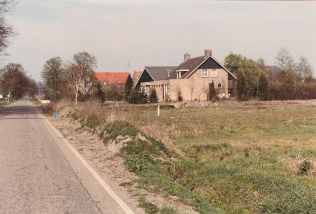 650856 - Gebied waar de latere woonwijk 'De Reeshof' is gebouwd.