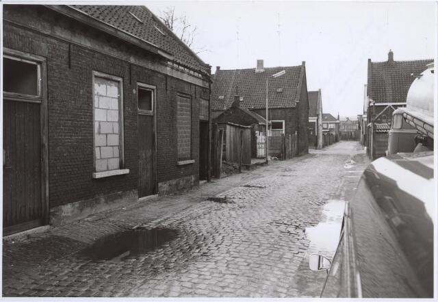 026434 - Locomotiefstraat, thans Minckelersstraat, gezien in de richting van de Lange Nieuwstraat