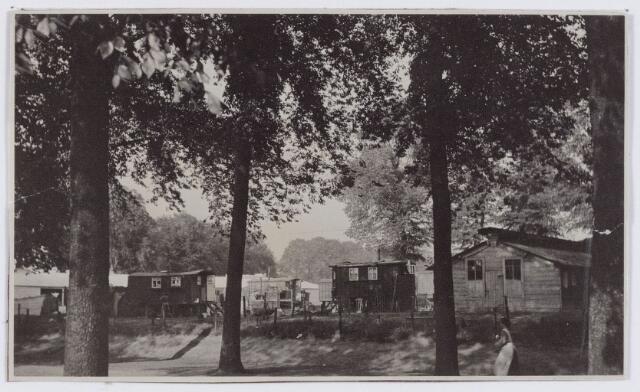 053629 - Eerste wereldoorlog 1914-1918. Verpleging en Rode Kruis of woonwagenverblijf ?