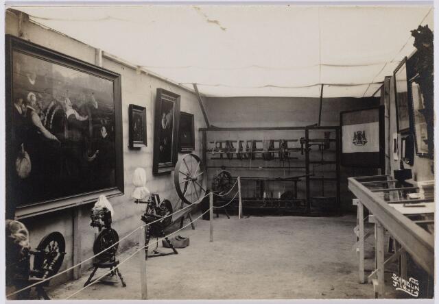 103798 - Internationale Tentoonstelling voor handel en Industrie gehouden van 18 juli - 18 augustus 1924 op een terrein gelegen tussen de Elzenstraat en de Industriestraat. hier stand Textielmuseum.