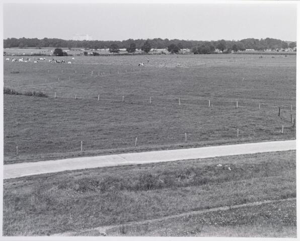015346 - Landschap. Omgeving van de voormalige spoorlijn Tilburg - Turnhout, in de volksmond ´Bels lijntje´ genoemd