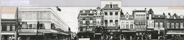 1625_0113 - Fotostrook; straatwand; panden aan de linten en hoofdverbindingswegen in het centrum van de stad; Heuvelstraat 47-141; foto's werden tussen 1976 en 1985 gemaakt. (foto gemaakt in periode 1976-1985)