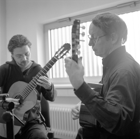D-000015-1 - Brabants conservatorium : gitaristen