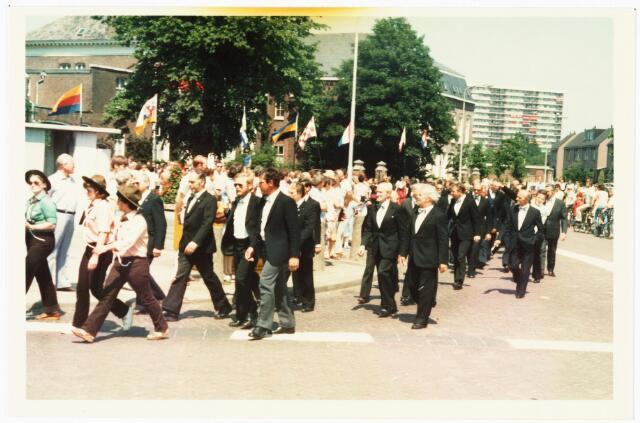 009872 - viering zaligverklaring Petrus Donders