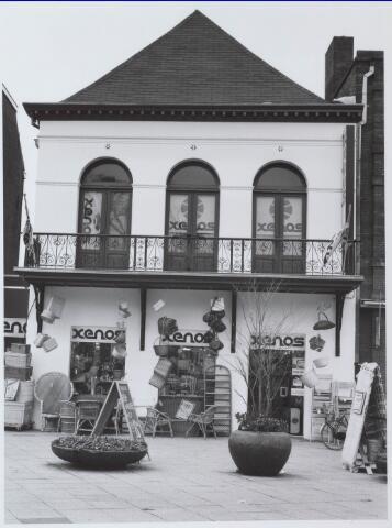021096 - Xenos, een zaak in snuisterijen en rieten artikelen, gevestigd in de voormalige Looiersbeurs