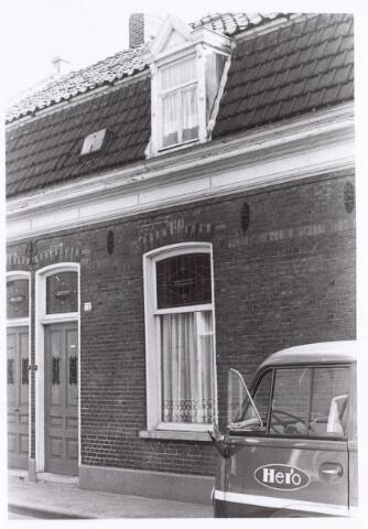 017252 - Pand Capucijnenstraat 72 begin 1971