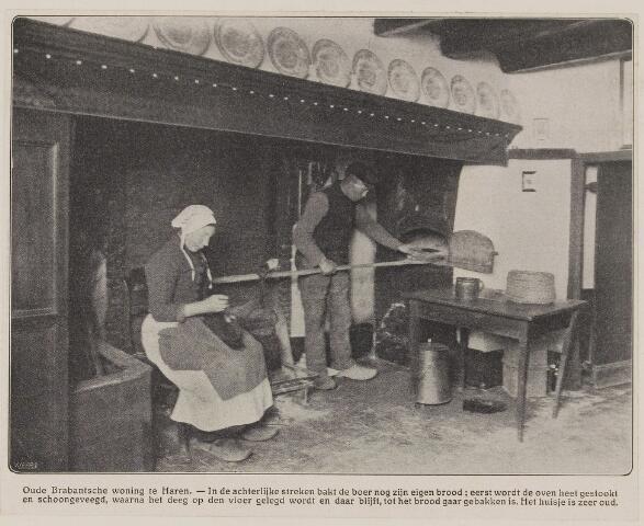 076533 - Het Brabantse plattelandsleven.