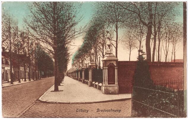 000080 - Bredaseweg, kerkhof.