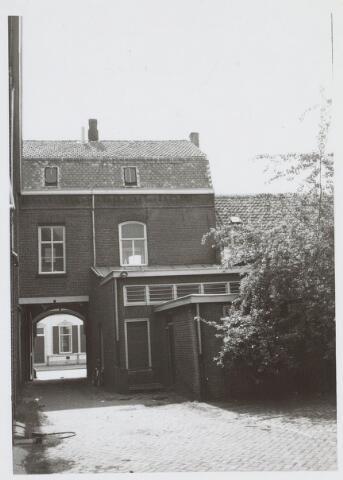 019483 - Achterzijde van het kantoorpand van de firma Simon de Cock aan de Goirkestraat