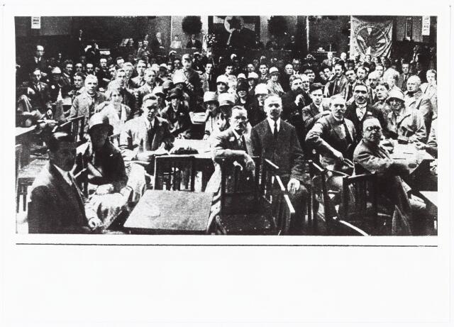 009580 - Rooms Katholieke Esperantisten te Tilburg. Congres van de R.K. Esperantisten