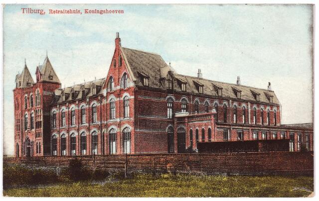 001378 - Koningshoeven, retraitehuis en klooster van O.L.V. van het Cenakel.