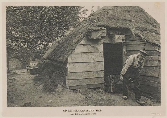 076529 - Het Brabantse plattelandsleven.