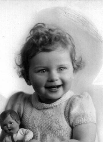 604355 - Tweede Wereldoorlog. Oorlogsslachtoffers. Edith Helene Bartels (1940-1944)